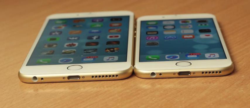 iphone 6s или 6s plus что выбрать